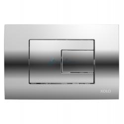 FUSION  przycisk spłukujący do stelaża Technic chrom 94124002